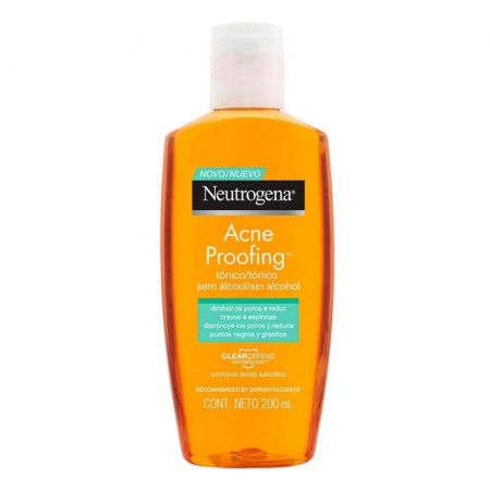 Locion Acne Proofing Tonico sin Alcohol 200ml