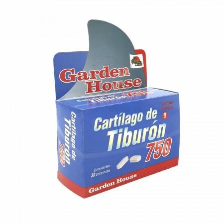 Cartilago Tiburon 750  30Caps