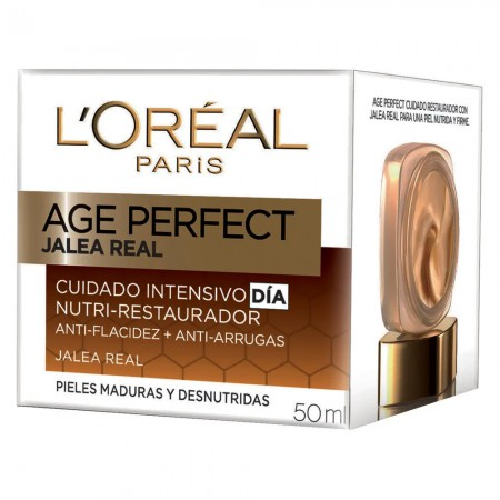 Age Perfect Jalea Real Crema Día 50ml