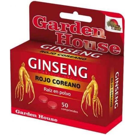Suplemento Ginseng Rojo Coreano 50Comp