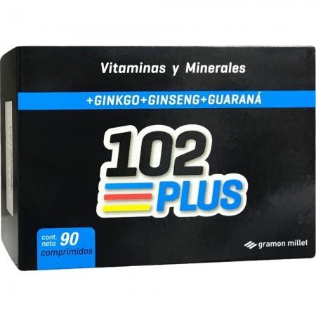 Multivitaminico antioxidante 90 comprimidos
