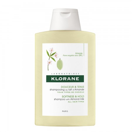 Shampoo Lait D'amandes (Cabellos Finos) 200ml