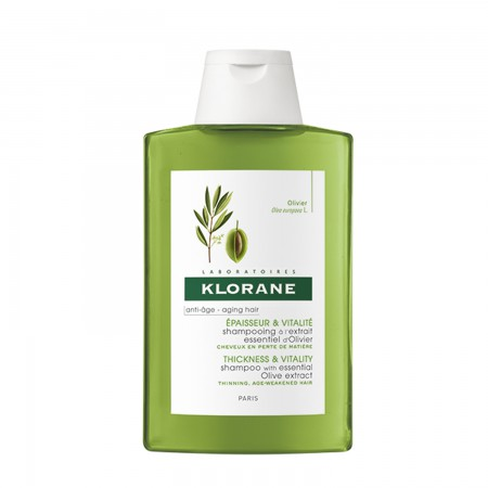Shampoo Olivo (Anti-Edad, Grosor) 200ml