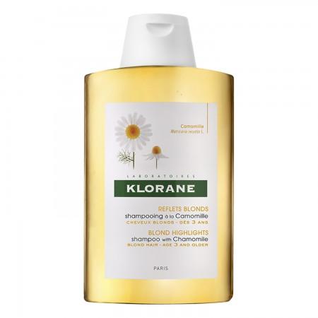 Shampoo Camomille (Reflejos Rubios) 200ml