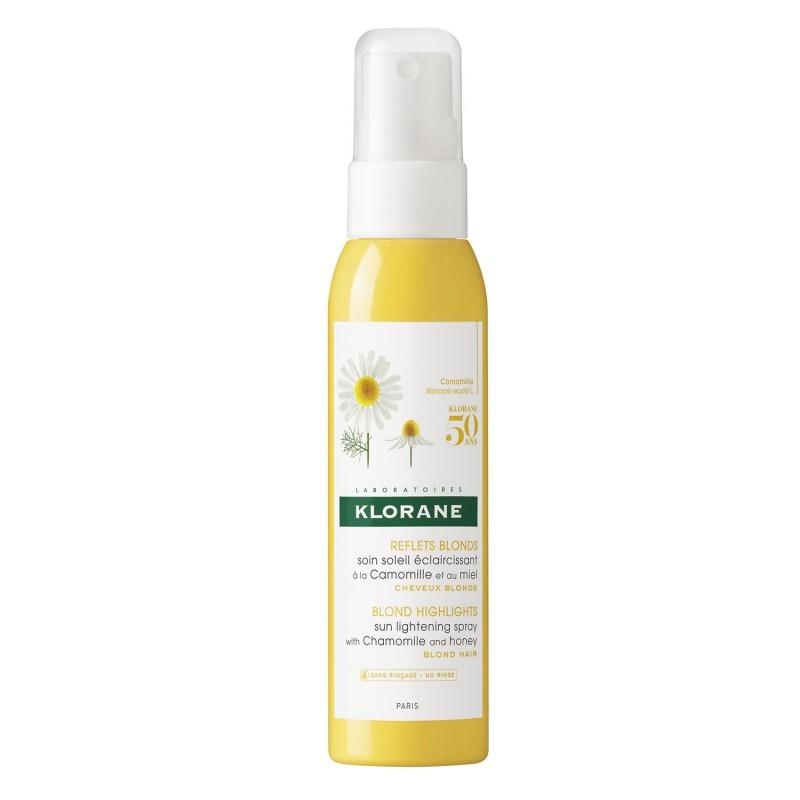 Spray Al Extracto De Camomila 125ml