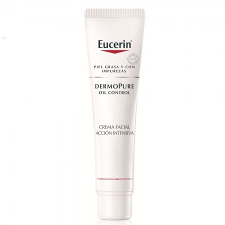 Dermopure Oil Control Crema Accion Intensiva Noche 40ml