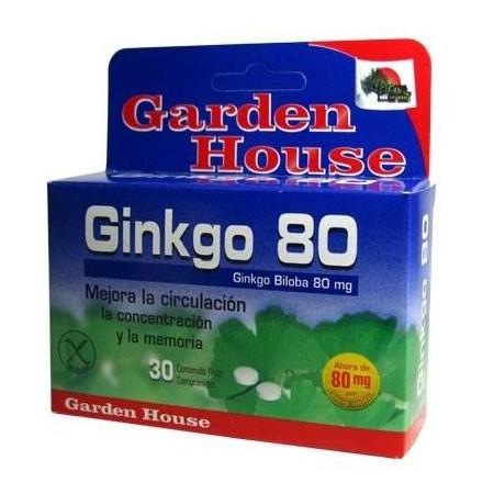 Ginkgo 80 Biloba Neutro 30Comp