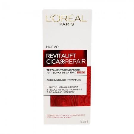 Revitalift Crema Cica+Repair Antiedad Antiarrugas 60ml