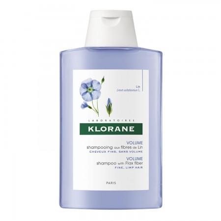 Shampoo Fibras De Lino 200 ml