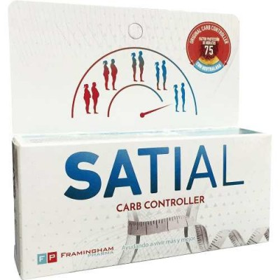 Carb controller 30 comprimidos