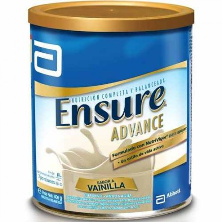 Advance Nutrivigor Recupera Masa Muscular X 850 Grs
