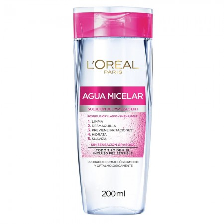 Hidra Total 5  Agua Micelar 200ml