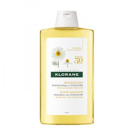Shampoo Camomille (Reflejos Rubios) 400ml