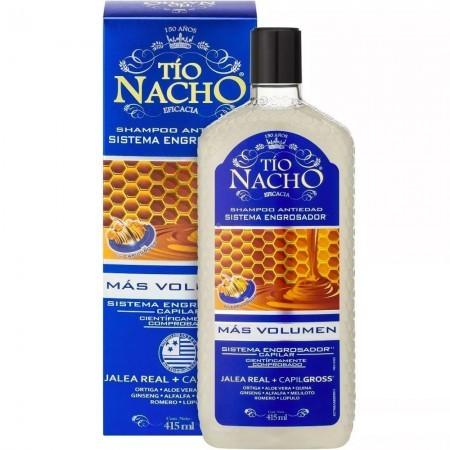 Shampoo Engrosador Antiedad 415 ml