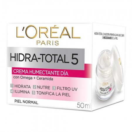 Hidra Total 5 Crema Todo Tipo de Piel 50ml