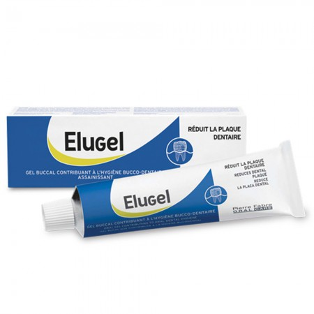 Gel Elugel Anticeptico Gingival Placa Original x 40 gramos