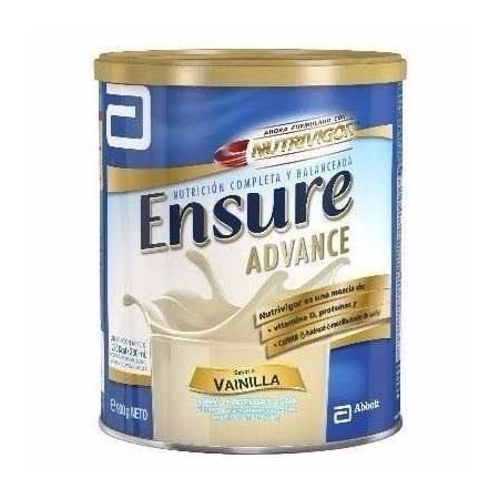 Advance Multivitaminico Polvo Vainilla X 400 Grs