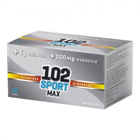 Sport Max creatina y magnesio 30 sobres