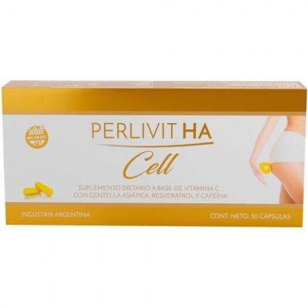 Perlivitha Cápsulas Cell con Resveratrol 30 cápsulas