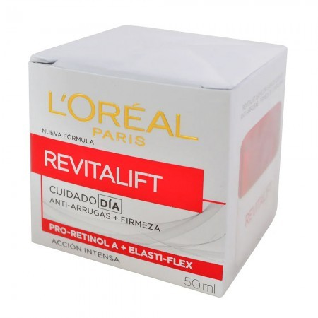 Revitalift Elastine Crema Antiedad Antiarrugas Día 50ml