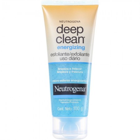 Deep Clean Energizing Exfoliante 100ml