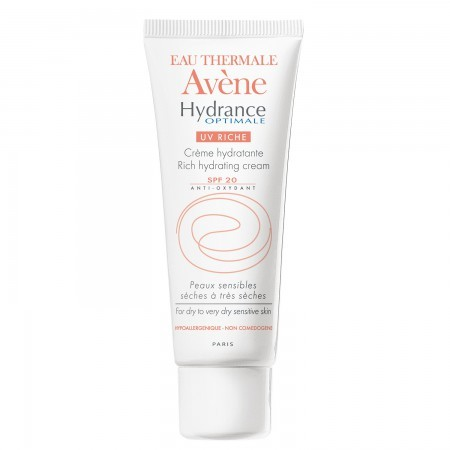 Crema Hidratante Hydrance Optimale Uv Rica 40ml