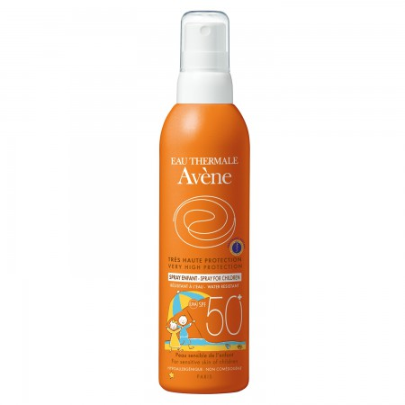 Protector Solar Spray Niños Spf50 200ml