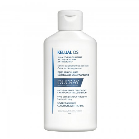 Kelual DS Shampoo Tratante Anti-Recurrencia 100ml