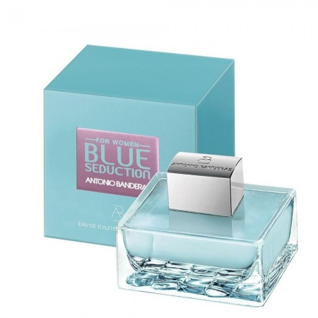 Perfume Antonio Banderas Blue Seduction For Her Mujer 80 ml