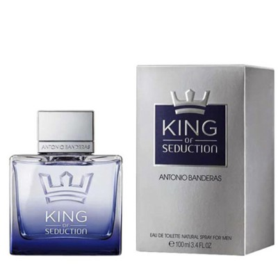Perfume Antonio Banderas King Of Seduction Importado 100 ml