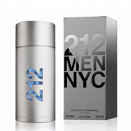 Perfume Carolina Herrera 212 Men NYC Importado Hombre 100 ml