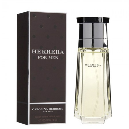 Perfume Carolina Herrera For Men Hombre Importado 100 ml