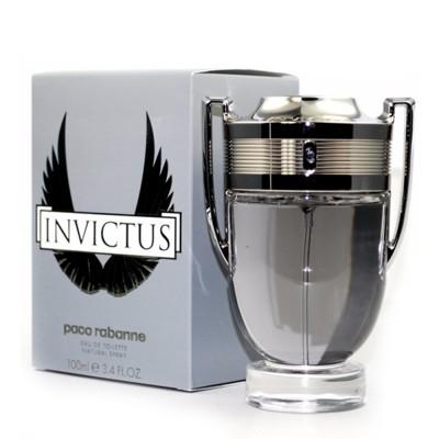 Perfume Paco Rabanne Invictus Hombre EDT Original 100 ml