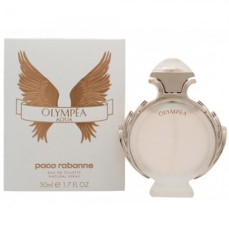 Perfume Paco Rabanne Olympea Aqua Mujer Importado 50 ml