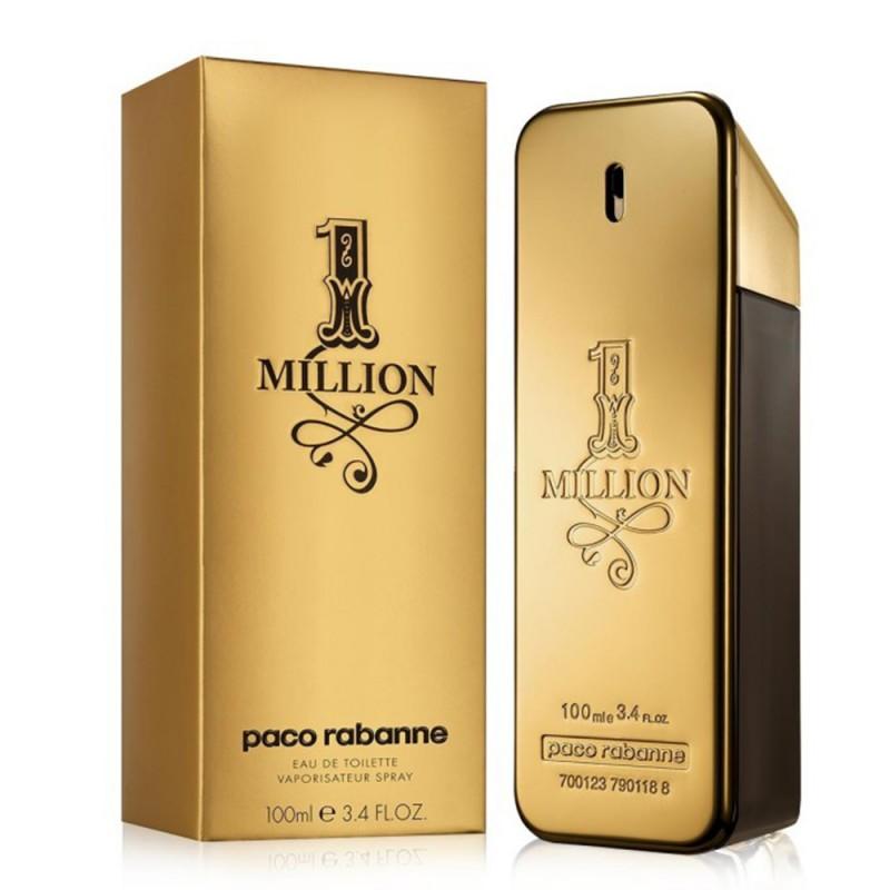 Perfume Paco Rabanne One Million Importado Hombre 100 ml