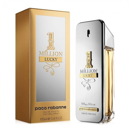 Perfume Paco Rabanne One Million Lucky Hombre EDT 100 ml