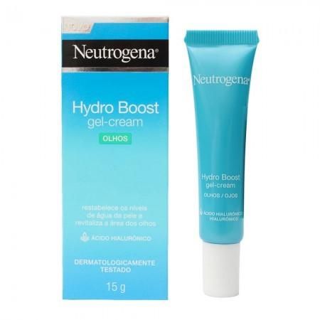 Gel Crema Hidratante para Ojos Hydro Boost 15g