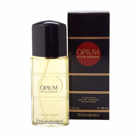 Perfume Yves Saint Laurent Opium Men Importado Hombre 100 ml