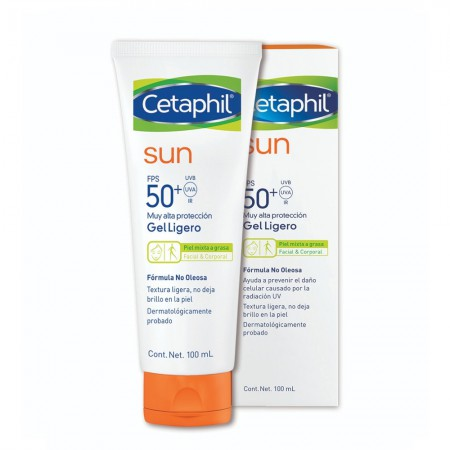 Sun Gel Corporal FPS 50 100ml