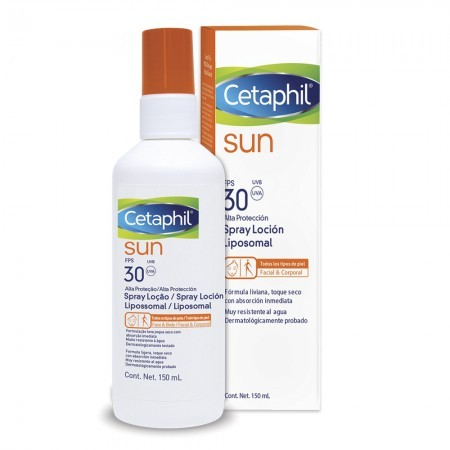 Sun Spray Corporal FPS 30 150ml
