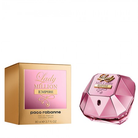 Perfume Lady Million Empire Original Mujer 80ml