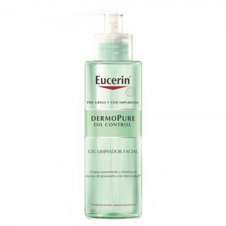Dermopure Oil Control Gel Limpiador 400ml
