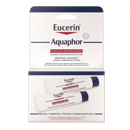Pomada Reparadora Eucerin Aquaphor 2 X 10ml