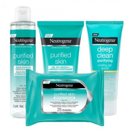 Combo  Purified Skin Tratamiento Piel Grasa