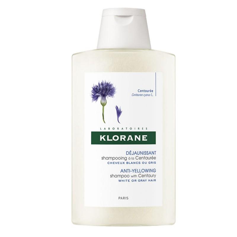 Shampoo Centaurea Pelo Canoso Brillo Natural 400ml
