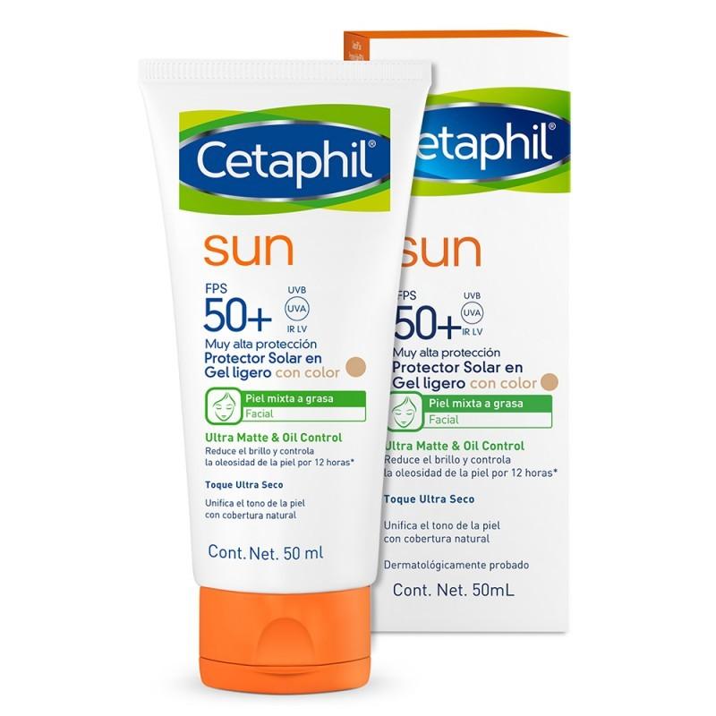 Protector Solar Sun Ultra Matte & Oil Control FPS 50+ C/color 50 ml
