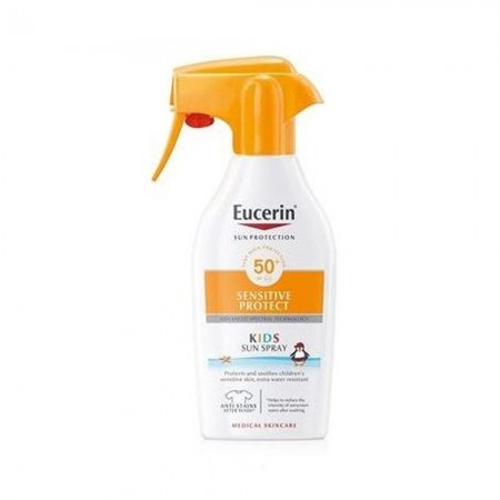Protector Solar Sensitive Kids Spray Fps 50 300ml