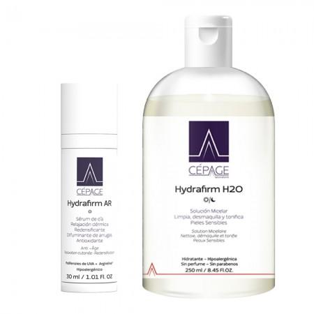 Set Hydrafirm Ar X 30ml + Hydrafirm H20 250ml