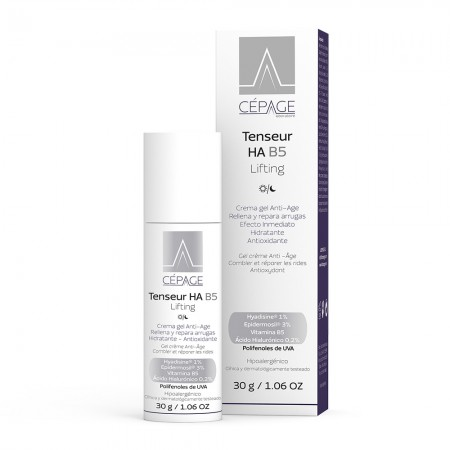 Crema Tenseur HA B5 Lifting Antiedad Hidratante 30ml