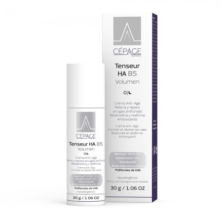 Crema Tenseur HA B5 Volumen Antiedad Reafirmante 30ml